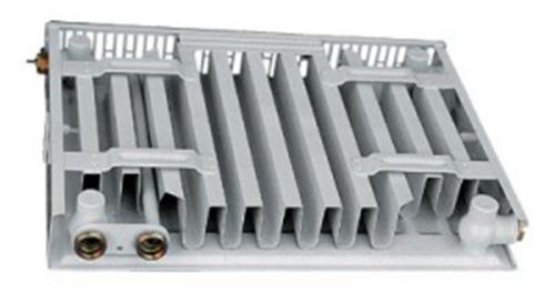 Радиатор без верхней крышки